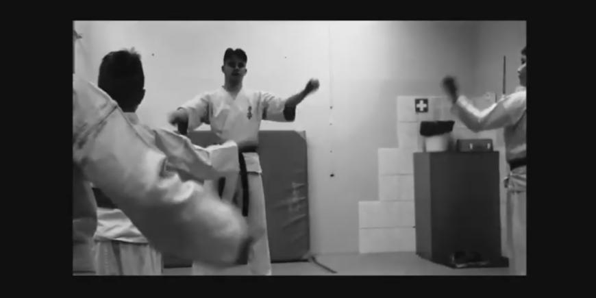 kondzik clip karate
